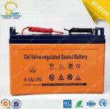 アフリカで普及した120ah/12V太陽電池