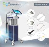 L'oxygène de la peau du visage Jet Peel Crystal Microdermabrasion pour la vente de la machine