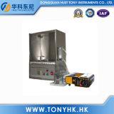 Machine de test d'inflammabilité de 45 degrés
