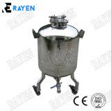 Depósito de mover el tanque de agua móvil de cisternas de acero inoxidable