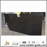 صنع وفقا لطلب الزّبون [إيندين] سوداء مجرة صوان قرميد حجارة طبيعيّ