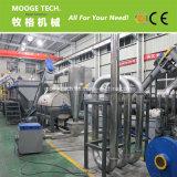 Botella de HDPE/barril/contenedor de la línea de lavado/máquina de reciclaje