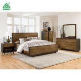 Double chambre à coucher Mobilier de garde-robe couleur définit l'hôtel, chambre à coucher Mobilier de style personnalisée