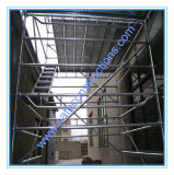 セリウムの証明の安全な耐久の構築の足場