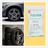 Ausgefälltes Silikon für Auto-Reifen