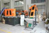 Durchbrennenmaschine der halbautomatischen Flaschen-8cavities für die Herstellung der Plastikdose