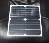 12W5.5V Sunpower Custom-Made original de fábrica Semi panel solar flexible