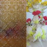 6mm 매트릭스에 의하여 계산되는 유리제 장식무늬가 든 유리 제품