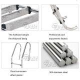 工場価格のステンレス鋼304のステンレス鋼316のプールの梯子