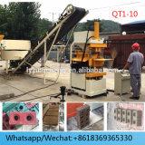 Bloc hydraulique de verrouillage automatique de l'argile de la machine en Inde