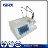 Mètre automatique d'humidité de pétrole d'analyse de coulomb
