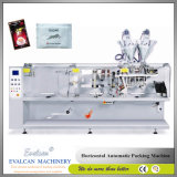 Horizontal Automatic Powder Forming Filling Sealing Flat Pouch Bag Packaging Machine