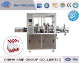 De pegamento caliente y húmedo Sticker adhesivo de la máquina de etiquetado de OPP