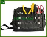 Bolsillos del organizador de la herramienta del bolso de la puerta posterior para el Wrangler 2007-2017 del jeep Jk