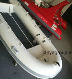 Aluminium-Rumpf-Rippen-Boots-Cer des Liya Rippen-Boots-480 genehmigt