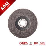 100*16 mm de fibra de vidrio, acero inoxidable pulido de discos tapa