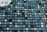 2016 Усовершенствованная квадратного отверстия Chenille ткань диван