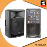 15 Zoll 250W EchoplastikActive PA-Lautsprecher PS-2615mbt USB-Ableiter-FM Bluetooth EQ