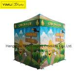 Das Falten knallen oben Gazebo-Zelt-Festzelt-Zelt mit kundenspezifischem Drucken