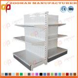 Prateleira de supermercado de metal de alta qualidade para lojas de lojas de alimentos (Zhs6)