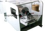 El papel de alta velocidad de la cuerda que hace la máquina para el papel de la bolsa de prendas de vestir