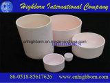 Resistenza a temperatura elevata Saggar di ceramica per le mobilie del forno