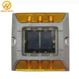 Caminho de estrada LED duplo reflector em ligas de alumínio pernos Estrada Solar