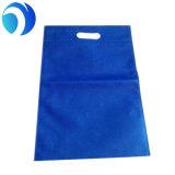 Sacchetto di acquisto non tessuto tagliato plastica