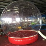 Transparency Inflatable Clear Snow Dirty Ball for