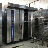 産業大容量パンのベーキング機械64trays回転式オーブンの全ステンレス鋼のパン屋装置