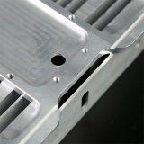 L'alluminio lavorante di CNC di rendimento elevato si è sporto dissipatore di calore per gli invertitori