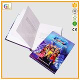 ケースのフルカラーのバインドされた児童図書の印刷
