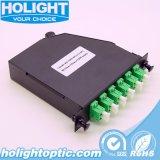 MPO/MTP 광섬유를 위한 Lgx 카세트