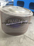 Емкость для сбора пыли пластины / крышки крышку картриджа воздушного фильтра Donaldson той же конструкции с