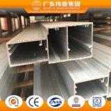 Het industriële Uitgedreven Profiel van het Gebruik Aluminium voor Motor Shell