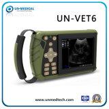 獣医か動物の携帯用超音波システムスキャンナーの手持ち型の超音波機械