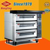 Plattform 9-Tray Luruxy der Qualitäts-3 Draht-Heizung elektrischer Ofen