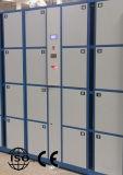 De intelligente Kast van het Staal van de Streepjescode met Gemak en Hoge Veiligheid