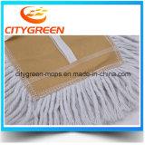 El polvo de hilados de algodón pesado giro la cabeza Mopa Plana Industrial