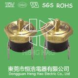 Termóstato bimetálico principal de cobre H31 con el tornillo M3/M4/M5/M6