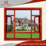 Stoffa per tendine di vetro di alluminio Windows di apertura di qualità prezzi eccellenti del metallo di migliori