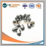 Botón de carburo de tungsteno Bits Herramienta para perforación de rocas