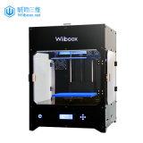 Einzelner Tischplattendrucker 3D Düse Fdm Plastik-Winkel- des Leistungshebels1.75mm
