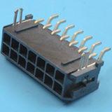 コネクターワイヤーケーブル・アセンブリに乗る3.0mmピッチ14 Pinワイヤー