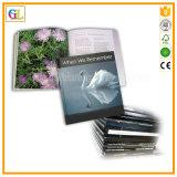 カスタマイズされたハードカバー本シリーズ印刷(OEM-GL021)