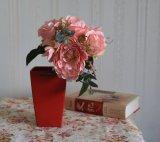 인공적인 작약 로즈 또는 백합 실크 &Plastic 꽃의 꽃다발