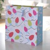 진한 분홍색 팔찌 사랑스러운 공상 선물 물색 특별한 종이 봉지