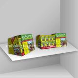 Comptoirs de vente chaude Stand en carton d'affichage pour les collations