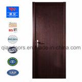 Hot Fire-Rated extérieure de porte en bois avec Certification BS