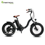 AMS-Tdn-01 20inch Roller des faltbarer fetter Gummireifen-elektrischer Fahrrad-E